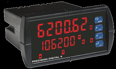 PD6300 ProVu Pulse Input Flow Rate/Totalizer
