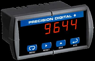 PD644 Javelin D High-Voltage DC Digital Panel Meter