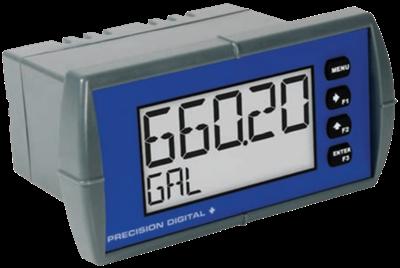 PD6600 series Loop Leader Loop-Powered Process Meter