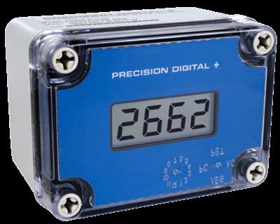 PD662 Survivor NEMA 4X Loop-Powered Process Meter