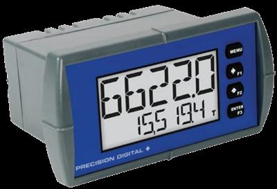 PD6620 Series Loop Leader Loop-Powered Rate/Totalizer