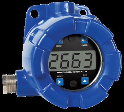 PD663 ProtEX-Lite Explosion-Proof Loop-Powered Meter