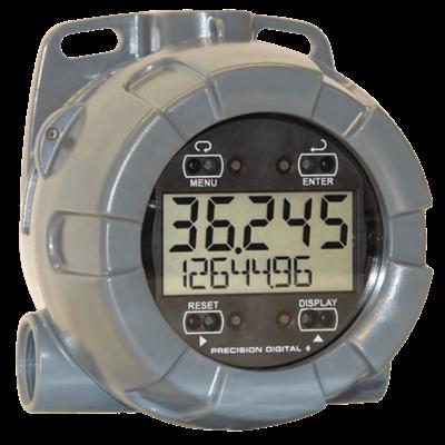 PD6720 Vantageview Loop-Powered Rate/Totalizer