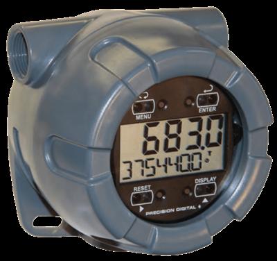 PD6730 Vantageview NEMA 4X Pulse Input Rate/Totalizer