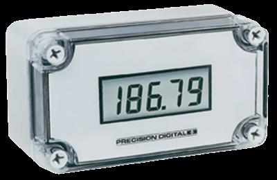PD675 Loop-Powered NEMA 4X Nonincendive Digital Meter