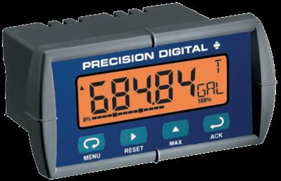 PD684 Loop Leader Loop-Powered Flow Rate/Totalizer Digital Panel Meter