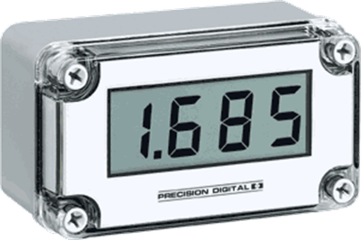 PD685 Intrinsically Safe IP67 Loop-Powered Meter