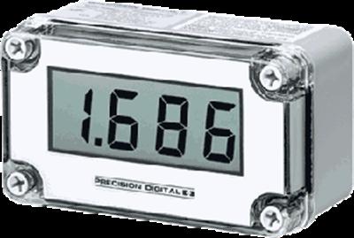 PD686 Loop-Powered NEMA 4X Intrinsically Safe & Nonincendive Digital Meter