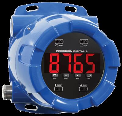 PD8-765 ProtEX-MAX Explosion-Proof Process & Temperature Meter