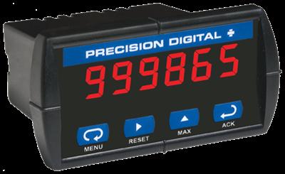 PD865 Snooper Modbus Digital Panel Meter