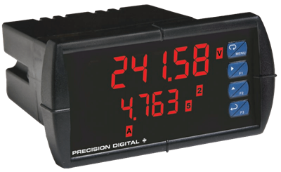 ProVu PD6400 High Voltage & Current Meter