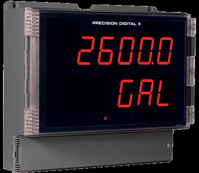 Helios PD2-6000 Process Meter