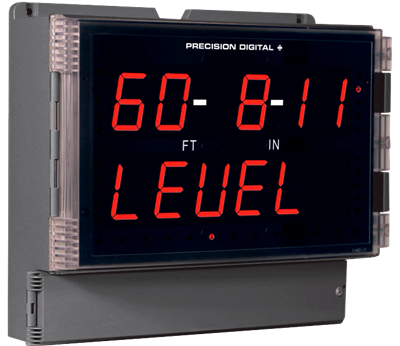 PD2-6001 Helios Feet & Inches Level Meter