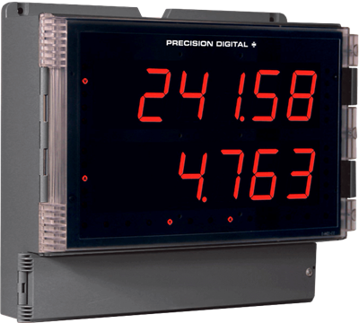 PD2-6400 Helios High Voltage & Current Meter