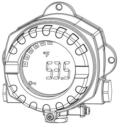 Series 642 Programmable  HART® Field Temperature Transmitter