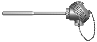 Abrasion-Resistant Thermocouple