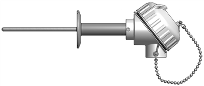 CIP Sanitary-Connected RTDs & Thermocouple