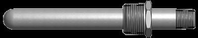 Metal-Alloy Protection Tube
