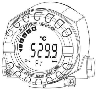 Series 662 Programmable HART® Dual Input Field Temperature Transmitter
