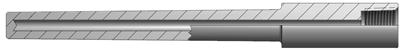Straight-Shank Socket-Weld Thermowell
