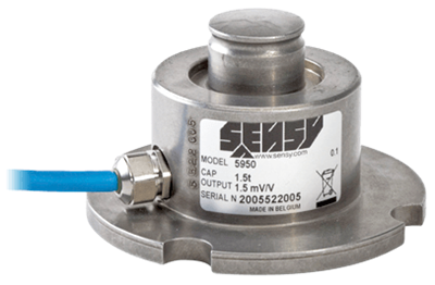 5950 Low Profile Compression Load Cell
