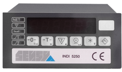 INDI-5250 Weighing Indicator