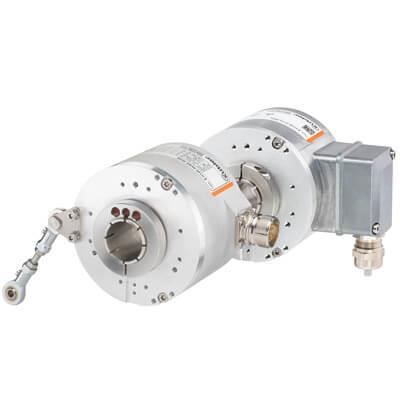 H120 (Hollow Shaft) Incremental Encoder