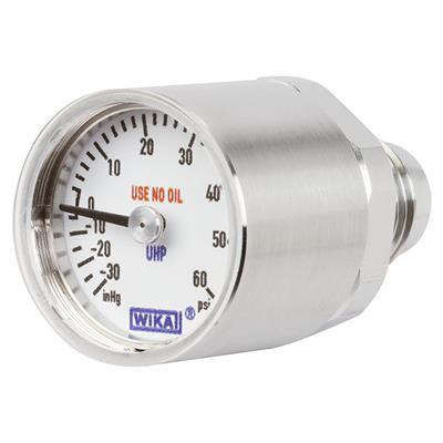 Model 432.10, 432.15 Mini Diaphragm Pressure Gauge
