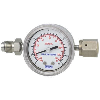"Model 432.25.2"" Diaphragm Pressure Gauge"