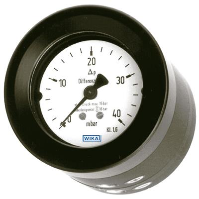 Model 716.05 Differential Pressure Gauge