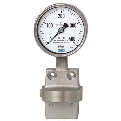 Model 732.51 Differential Pressure Gauge