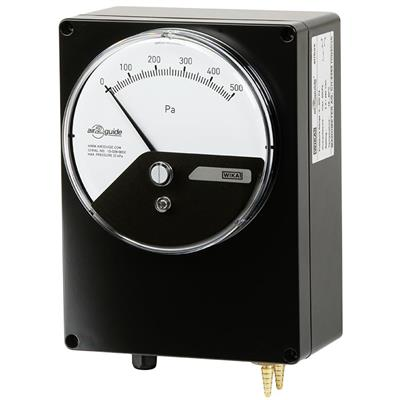 Model A2G-90 Differential Pressure Gauge with Pressure Switch