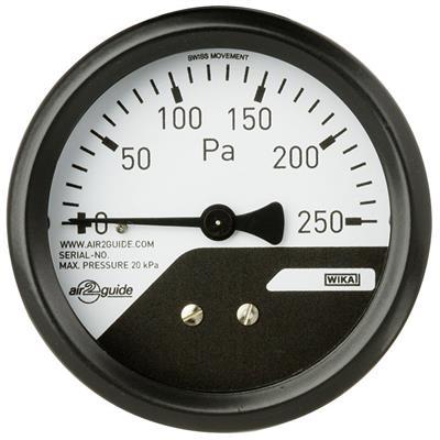 Model A2G-mini Differential Pressure Gauge