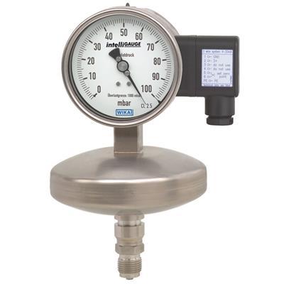 Model APGT43.100, APGT43.160 Absolute Pressure Gauge