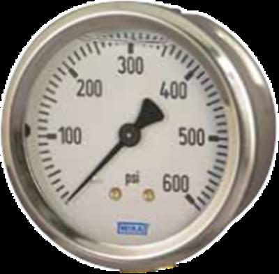 213.53 Copper Alloy Bourdon Pressure Gauge