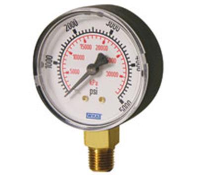 Bourdon Tube Pressure Gauge Type 111.10
