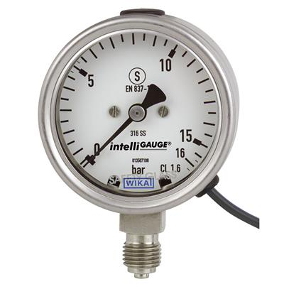 Bourdon Tube Pressure Gauge with Output Signal - PGT23.063