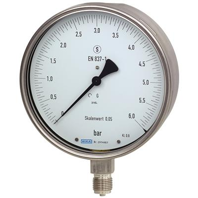 Test Gauge, Stainless Steel - 332.30, 333.30