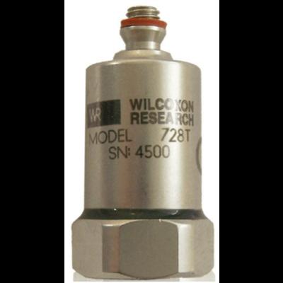 Model 728A/728T High Sensitivity Low Noise Accelerometer