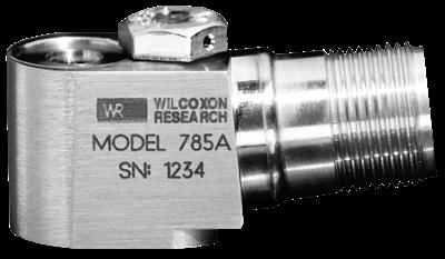 Model 785A Low Profile Industrial Accelerometer