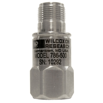 Model 786-500 General Purpose Low-Frequency Accelerometer