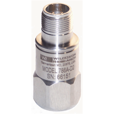 Model 786A-D2 Class I Division 2 Certified Accelerometer