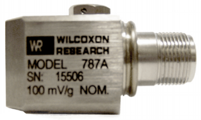 Model 787A Low Profile General Purpose Accelerometer
