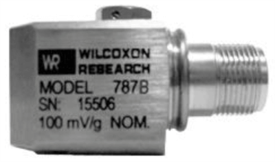 Model 787B Low Profile, General Purpose Accelerometer