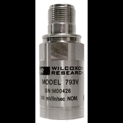 Model 793V Series Piezoelectric Velocity Transducer