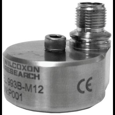 Model 993B-7-M12 General Purpose Hermetic Triaxial Accelerometer