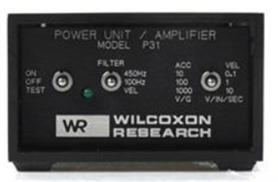 Model P31 Ultra Low Noise Power Unit/Amplifier
