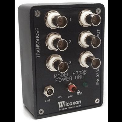Model P703B Series Three Channel Power Unit