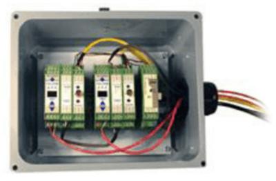 Model iT Series Transmitter Enclosure