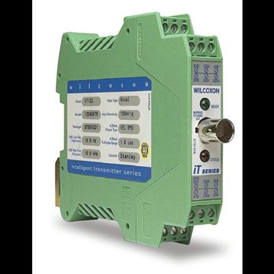 Model iT100M/iT200M Series 4-20 mA Vibration Transmitter Module - Metric